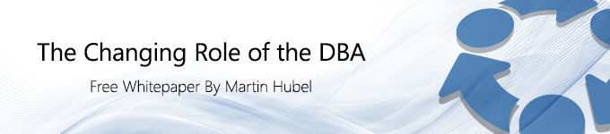 The Changing Role of the DBA