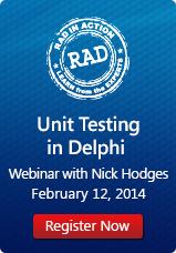 Unit Testing in Delphi