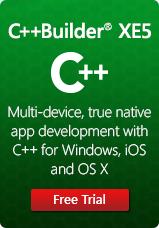 C++Builder XE5 Trial