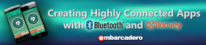 Creating Highly Connected Apps with Bluetooth and Knivey