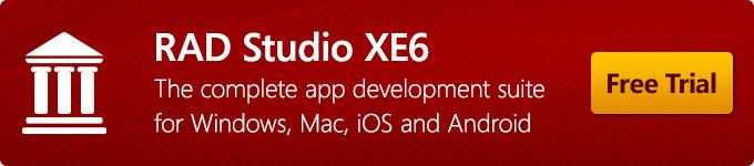 RAD Studio XE6