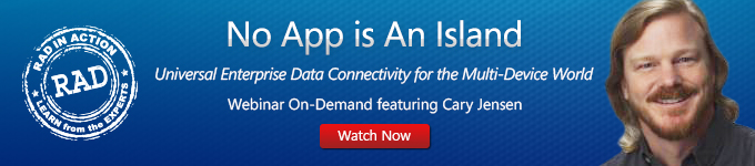 Np App is An Island