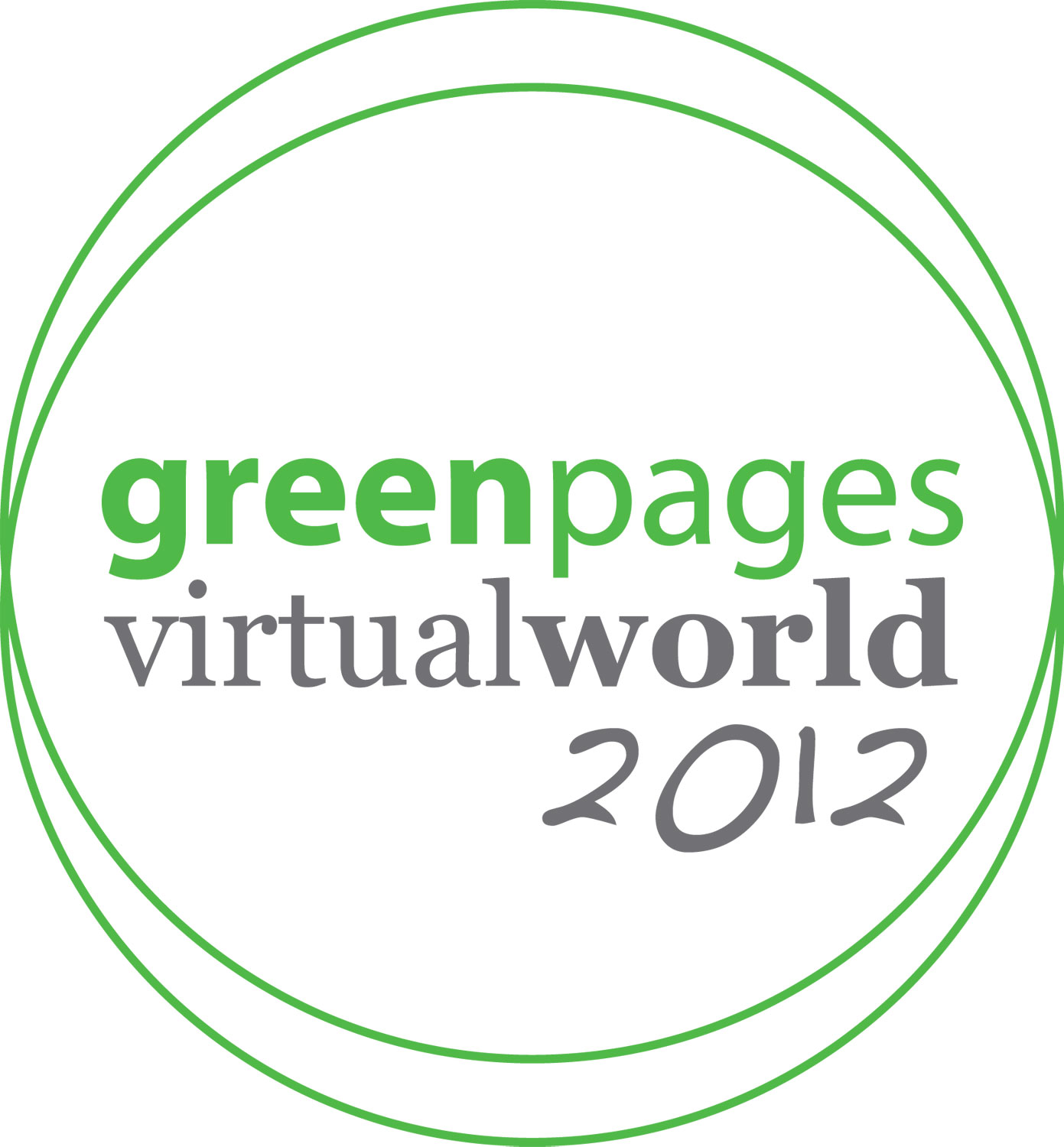 GreenPages Virtual World 2012