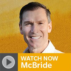 Watch Now: Bill McBride