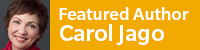 Featured Author: Carol Jago