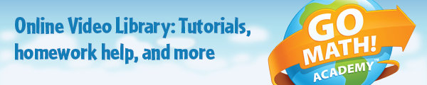 Support your students with hundreds of free video tutorials
