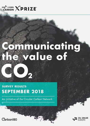 XPrize Communicating the value of CO2
