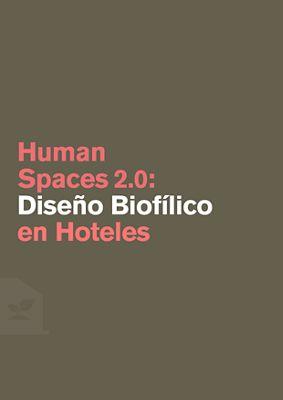 El diseño biofílico en el sector hotelero