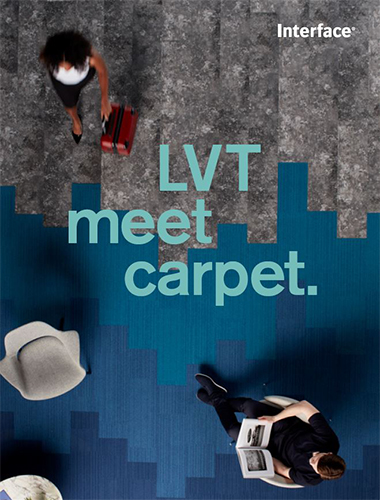 LVT Meet Carpet Brochure