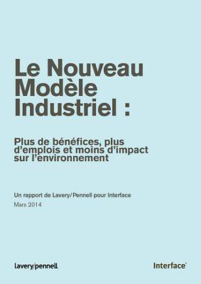 Un nouveau modèle industriel