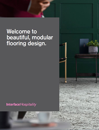 Welcome to beautiful, modular flooring design.