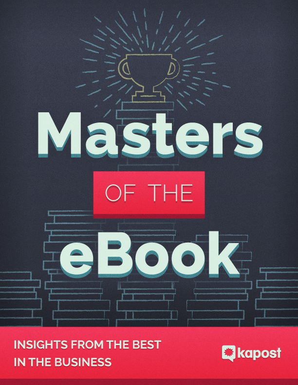 Masters of the eBook
