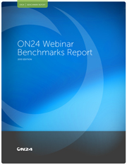 Annual Webinar Benchmark Report