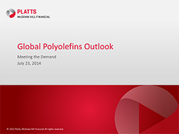 2015 Petrochemical Outlook Webinar: Asia Update (May 26, 2015)