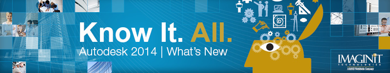 Know It. All. Autodesk 2014 | What's New