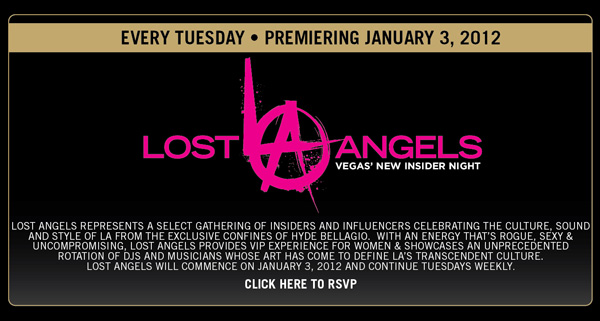 January 3 - Lost Angels Premier