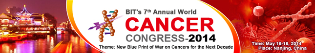 BIT's 7th Annual World Cancer Congress-2014 (WCC2014)