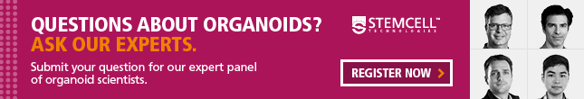 Organoid Panel Discussion: Register Now