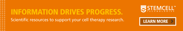 Scientific resources to support your cell therapy research. Learn More!