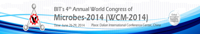 BIT's 4th Annual World Congress of Microbes 2014 (WCM-2014)