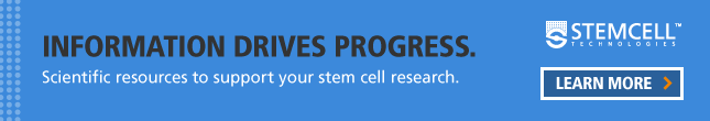 Scientific resources to support your stem cell research. Learn More!