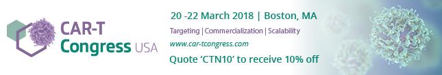 Register for CAR-T Congress USA 2018
