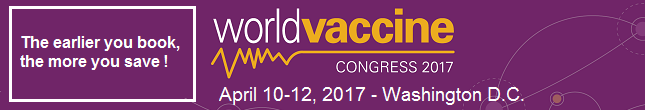 Register for World Vaccine Congress 2017