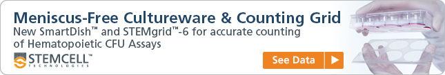 SmartDish™ with STEMgrid™-6 for Accurate Counting of Hematopoietic CFU Assays