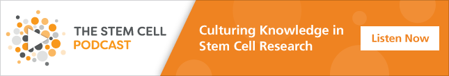 Stay up-to-date with the latest stem cell research by listening to the Stem Cell Podcast!