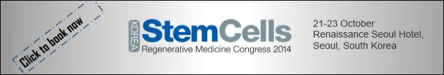 Stem Cells and Regen Med Asia 2014