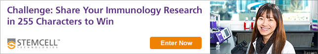 Contest for scientists to share their immunology research