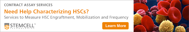 Learn more about Contract Assay Services at STEMCELL Technologies, offering hematopoietic stem cell characterization services.