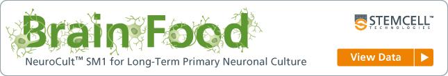 Brain Food: NeuroCult SM1 for Long-Term Primary Neuronal Culture. View Data!