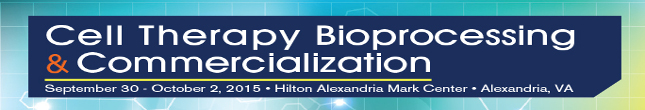 IBC's Cell Therapy Bioprocessing & Commercialization meeting