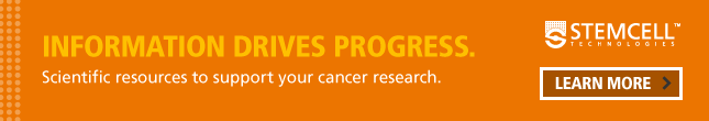 Scientific resources to support your cancer research. Learn More!