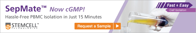 SepMate™: Hassle-Free PBMC Isolation. Request a Free Sample!