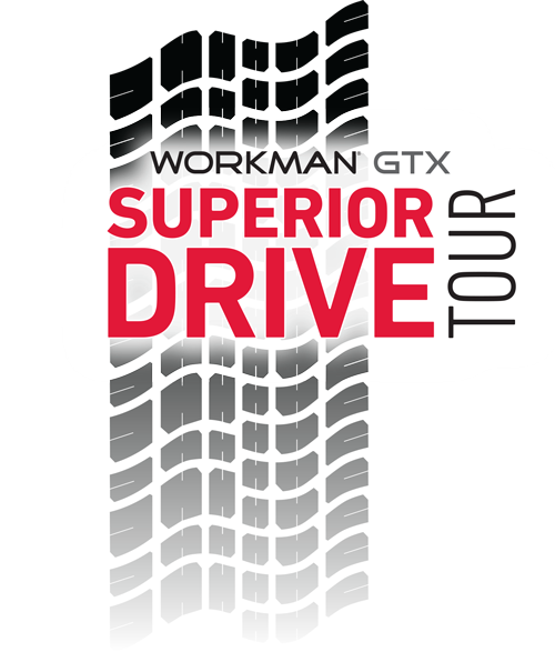 Workman GTX Superior Drive Tour