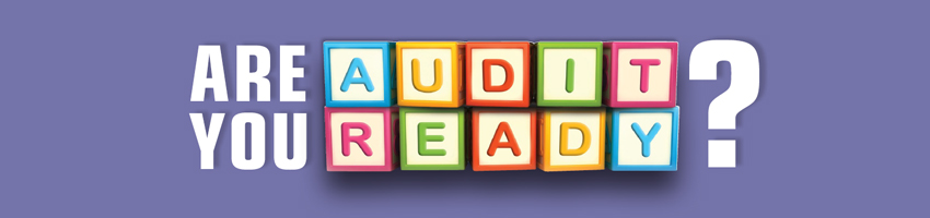 Are you Audit Ready?