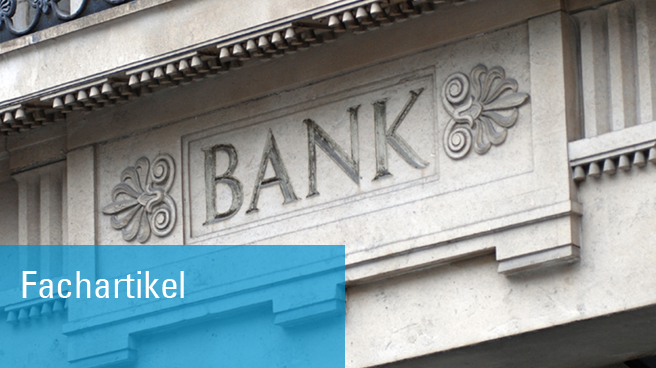 Bank Fachartikel