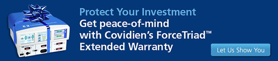 Covidien - ForceTriad Extended Warranty Program