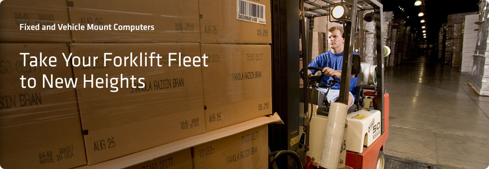 Take your Forklift Fleet to New Heights