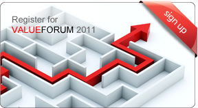 Register for ValueForum 2010