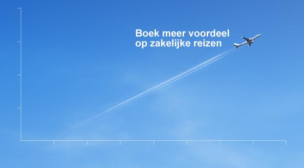 Boek meer voordeel op zakelijke reizen