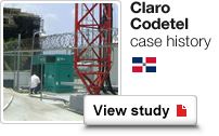 View Claro Codetel case study