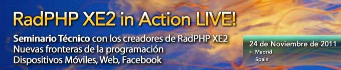 Seminario RadPHP XE2