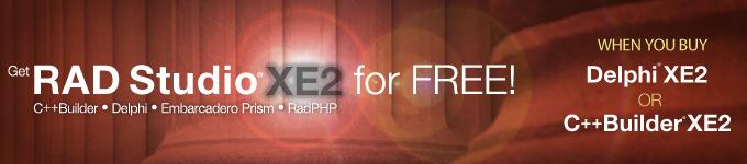 Get RAD Studio XE2