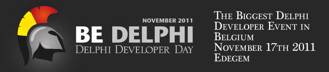 BE DELPHI Delphi Developer Day 2011