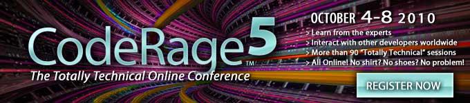 CodeRage 5