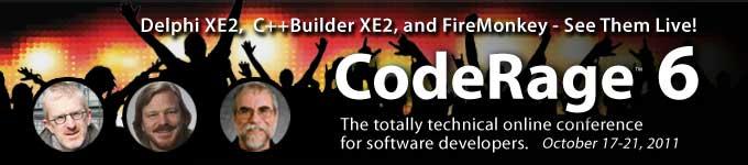 CodeRage 6
