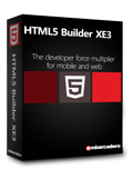 HTML5 Builder XE3